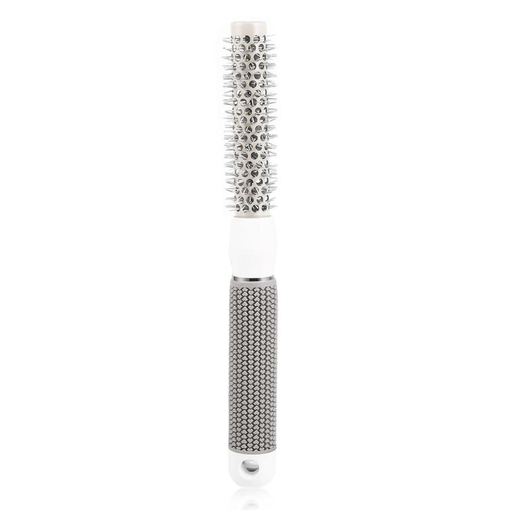 5 размеров щетка для волос Термальность Керамика ионной круглая баррель Расческа Салон Стайлинг Инструмент для сушка керлинг Detangling гребень для волос
