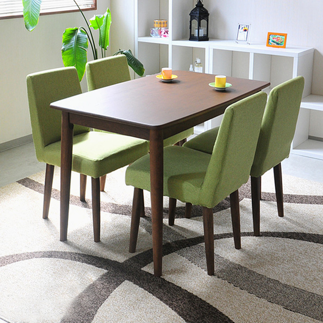 Exceptionnel Japanese Small Apartment Solid Wood Dinette Table Dining Room Furniture  Cafe Tables And Chairs To Eat