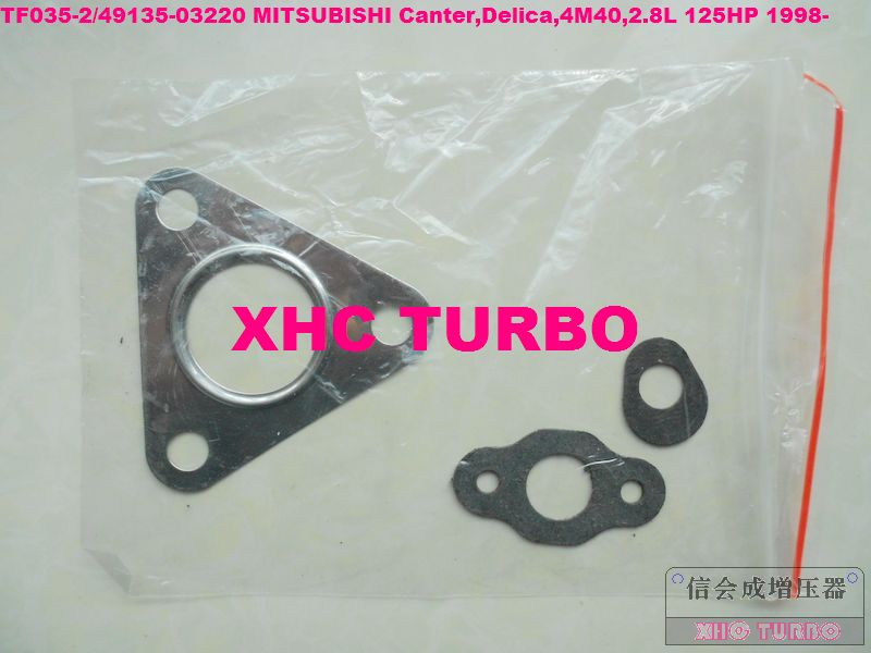 NEU TF035 49135-03220 03300 Turbolader für MITSUBISHI Canter, - Autoteile - Foto 6