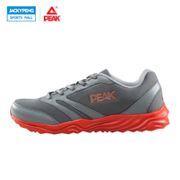 PEAK Spring Summer Men S Shoes Outdoor Sports Running Shoes Breathable Air Mesh Flat Shoes Brand