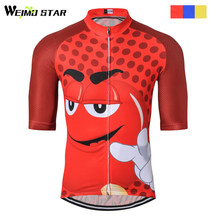 Weimostar Cycling Jersey Tops Cartoon mtb Bike Jersey Shirt Cool Bicycle  Cycling Clothing Bicycle Clothes Ropa Maillot Ciclismo 23cc37146