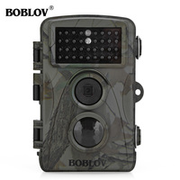 BOBLOV CT007 Hunting Camera1080P Infrared Digital Trail Hunting Camera Night Vision Wildlife Scouting Device for animals traps