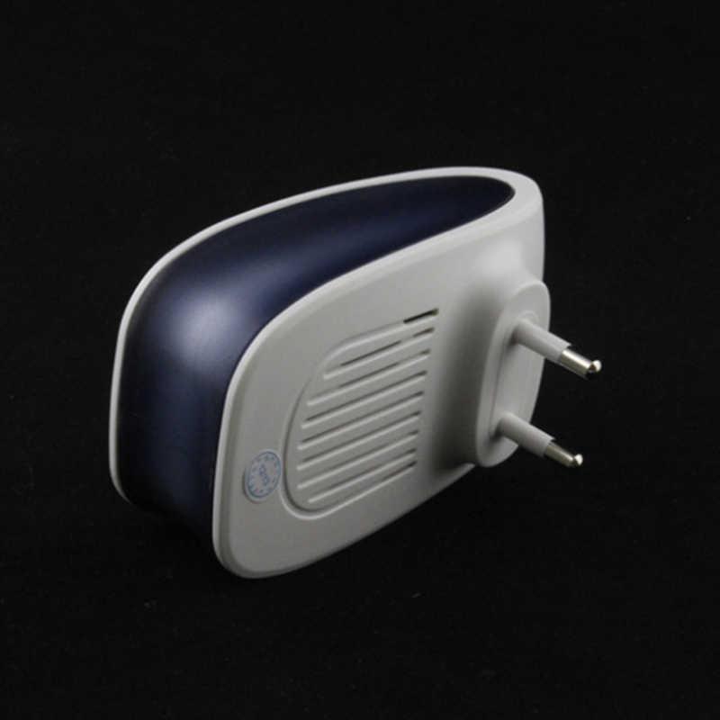 Hama Kontrol Ultrasonic Pest Repeller Nyamuk Elektronik Anti Tikus Serangga Mole Tikus Kecoa dan Tikus Dropship