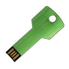 free shipping 64GB Metal Key USB 2.0 Flash Memory Stick Pen Drive Storage Thumb U Disk