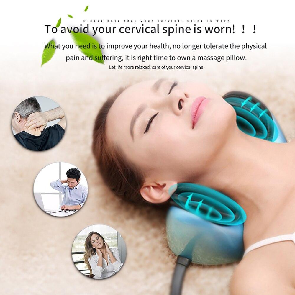 Les meilleurs soins de santé produit masseur pour le cou pour les aînés