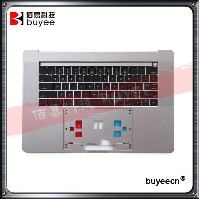 new concept 0bc6e f59e2 US $136.0 |Genuine New Grey A1707 Top Housing US Keyboard 2016 Year For  MacBook Pro Retina A1707 English Layout Cover Case Replacement-in Keyboards  ...