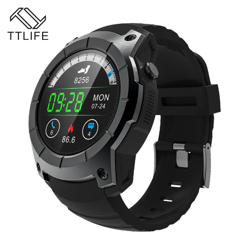 ice watch st rs s s 10 watch TTLIFE S958 Smart Watch Children Recording Sport Watch with Stopwatch Gps Bluetooth Phone Wrist Watch for Android Phone Xiaomi