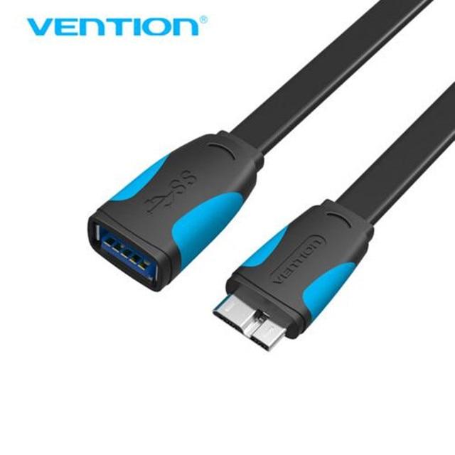 Vención de la Micro USB 3,0 OTG Cable adaptador para Samsung Galaxy S5 nota 3 N9000 Nokia 2520 Tablet Samsung Galaxy Note /Tab