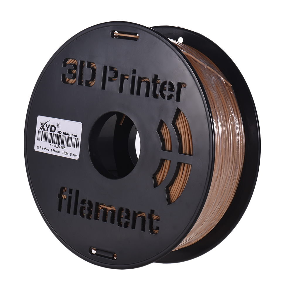 1KG/ Spool 3D Printer Bamboo Filament 1.75mm Printing