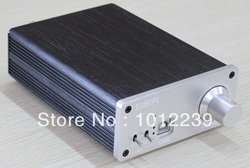 TDA7492 światłowód koncentryczny USB DAC wzmacniacz dekodowania (50 W + 50 W)