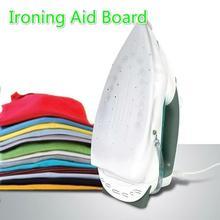 Железная крышка для обуви гладильная доска для помощи Защитите тефлоновые ткани ткань тепло легко быстро