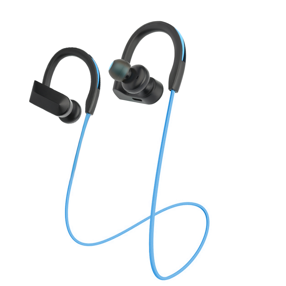 K98 Sport Bluetooth Headphone Wireless Stereo Headset Noise Cancellation Running Gym with Microphone for Smart Phones