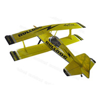 PITTS 100CC Large Dual Wing RC Airplane Model Balsa Wood Fixed Wing Aircraft