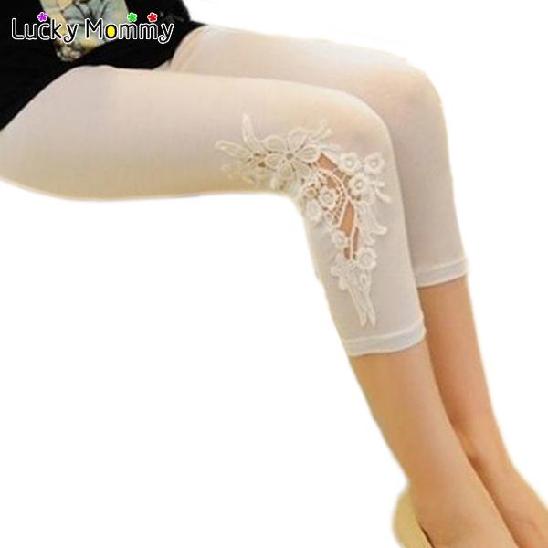 Leggings de algodão calças Capri para grávidas mulheres calças de cintura alta roupas de gravidez