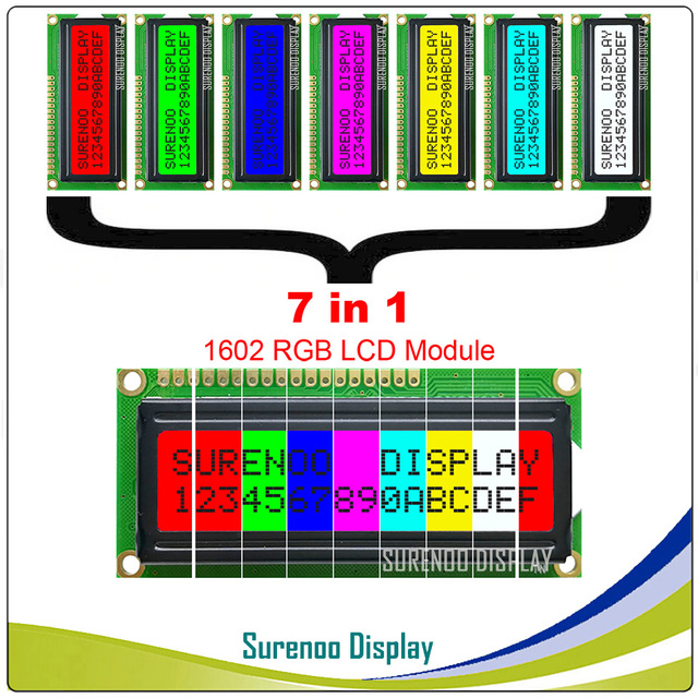 Stm32 Lcd 16x2 Example