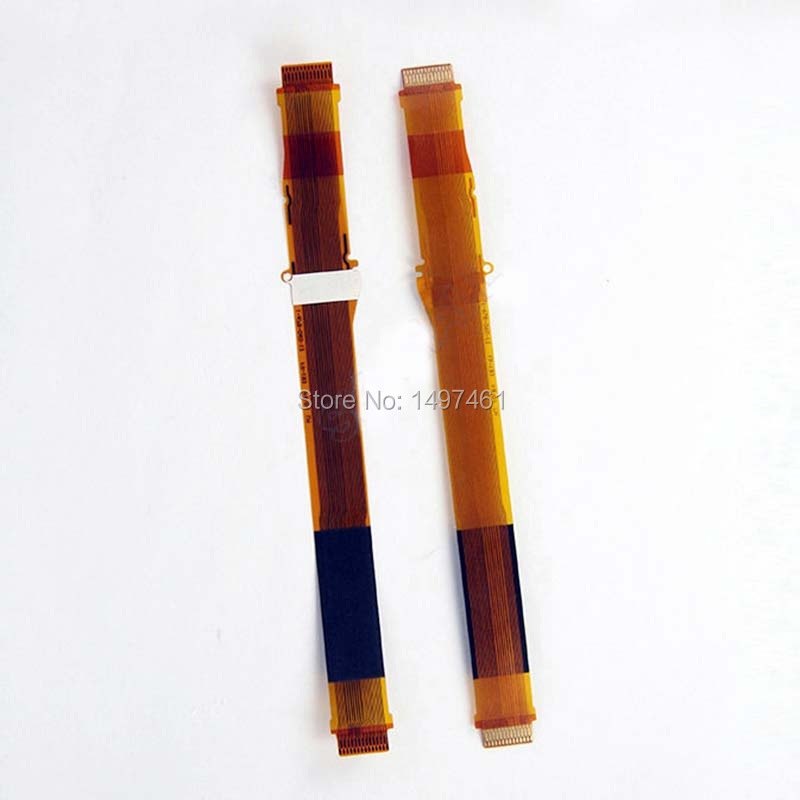 2PCS Eyepiece Viewfinder control EVF Flex Cable for <font><b>Sony</b></font> DSR-PD150P PD170P PD190P PD150 PD170 PD190 VX2000 <font><b>VX2100</b></font> Video camera image
