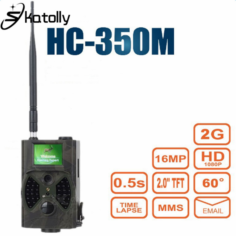 Skatolly HC350M 16MP Outdoor Wildlife Hunting Camera Photo Traps Surveillance Trail Hunting Camera Trap Trail GPRS MMS GSM wireless outdoor mms gsm gprs hunting camera 12mp 1080p motion detector for animal wireless outdoor mms gsm gprs hunter camera