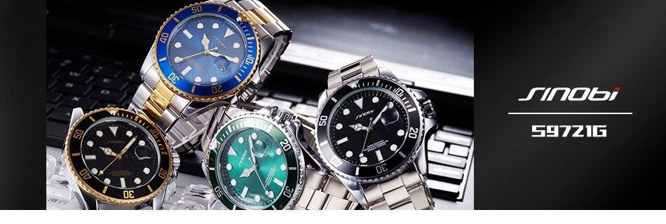 <b>Megir</b> Нержавеющая сталь мужские Часы Топ люксовый бренд ...