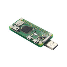 New Arrivial Raspberry Pi Zero BadUSB Addon Board USB-A Connector for Raspberry Pi Zero W / Raspberry Pi Zero 1.3