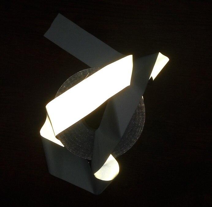 2CM-10CMHigh visibilité réfléchissant tissu chimique avertissement réfléchissant sécurité tissu vêtement accessoires 100 M/Roll