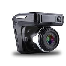 3 in1 Автомобилей радар-детектор Автомобильный видеорегистратор камера Full HD 1280X1080 P с GPS Tracker перекодировщик 2.4 «TFT Автомобилей радар-детектор Русский голос