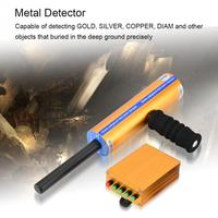 Underground Gold Detector Long Range Gold Diamond Detector AKS 3D Metal Detector Gold Digger US EU Plug