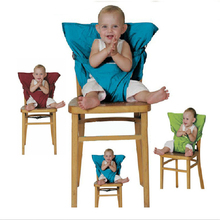 2016 Dining Lunch Chair Seat Safety Belt Feeding High Chair Harness Baby Carrier Baby Chair Portable