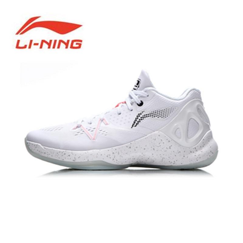 Li Ning Original Men Sonic V Turner Player Edition Basketball Shoes Li Ning Cloud Cushion Sneakers TPU Sports Shoes ABAM099 li ning men s sonic v basketball shoes professional basketball sneakers support lining sports shoes abam019 xyl096