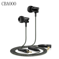 CBAOOO HF800 Earphones In Ear Earphone Ceramic HiFi Subwoofer Earbuds HD Stereo Bass Earphone IE800 Hot