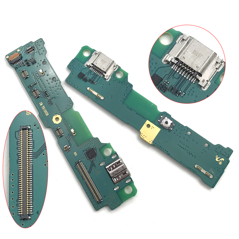 USB Charging Port Flex Cable Ribbon For Samsung Galaxy Tab S2 9.7