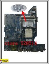original Motherboard 598091-001 for HP PAVILION DV4 DV4-2000 laptop Notebook systemboard mainboard 100% Test ok