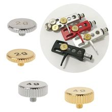 Electric-Instrument-Parts SL1200 Headshell 4g Dj-Equipment for Sl1210/Mk/2/.. 2g Shell-Weight-Turntable