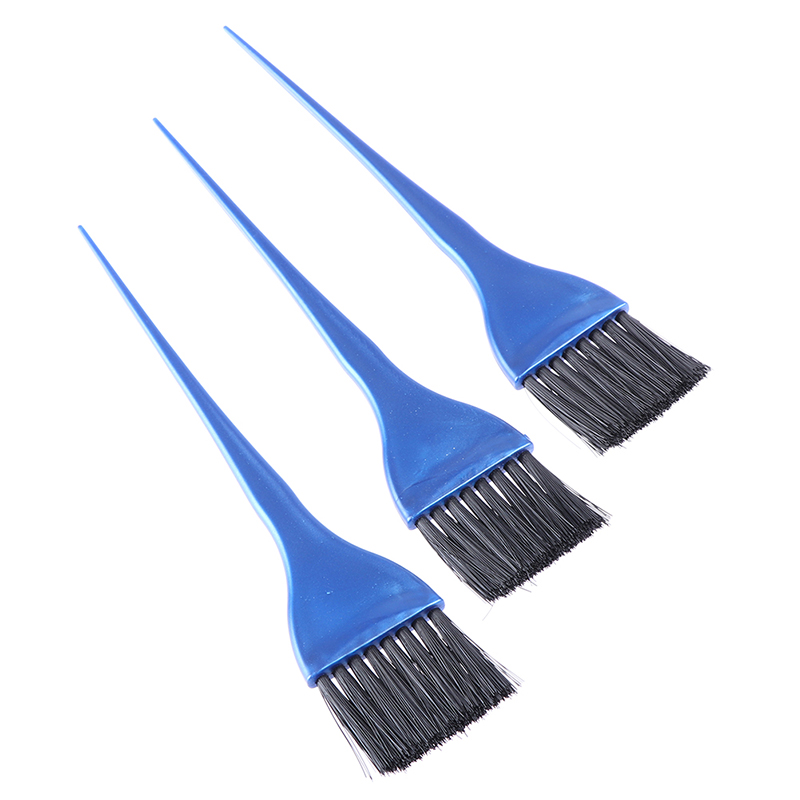 2019 New Hair Color Brush Hairdressing Brushes Salon Dye Tint Tool (random Color 1pc)