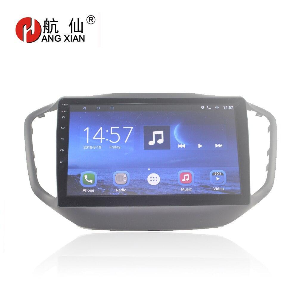 Бесплатная доставка 10,1 4 ядра Android 7,0 dvd-плеер автомобиля для Chery Tiggo 5 автомобильное радио gps навигации BT wi-Fi, руль