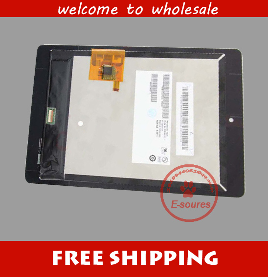 For Acer Iconia A1-810 A1-811 Tablet Full Digitizer Touch Screen Glass Sensor + LCD Display Panel Screen Monitor Assembly for acer iconia tab a1 a1 810 a1 811 a1 810 tablet pc touch screen panel digitizer glass lens sensor repair parts replacement