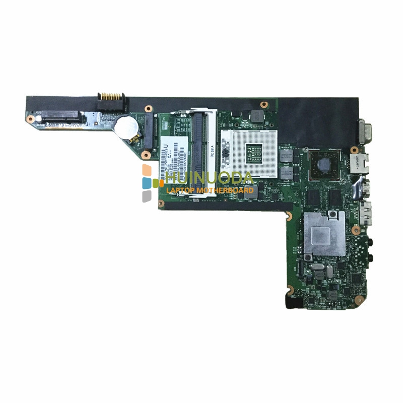 Mainboard for HP Pavilion DM4 DM4-1101TX laptop motherboard 621045-001 DDR3 ATI Mobility Radeon HD 5470 warranty 60 days nokotion 646176 001 laptop motherboard for hp cq43 intel hm55 ati hd 6370 ddr3 mainboard full tested