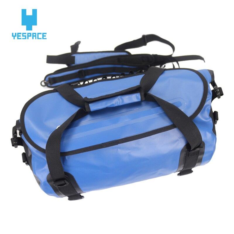 7c7cdf080094 Yespace путешествия открытый сумка ПВХ брезент Водонепроницаемый  тренажерный зал