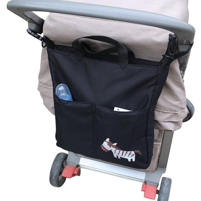 Nueva Marca JOYREN historieta cochecito de bebé organizador accesorios gran capacidad impermeable Bebe carro para cochecitos KF095