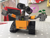 WALL E Robot 16003 Compatiable With Lego Kid Gift Set Building Model Kits Assemble Sets Idea