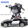 Liga de alta qualidade Robocar robô transformação brinquedos liga carro deformação robô de brinquedo brinquedos para crianças de natal