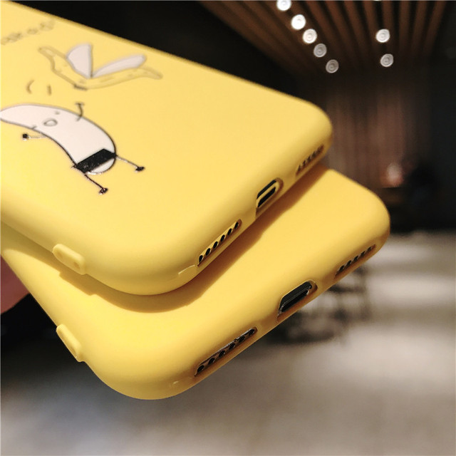 Funny Banana iPhone Case 1