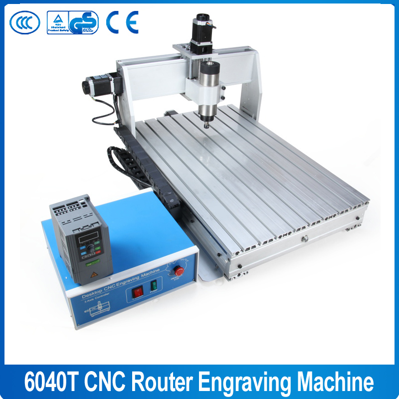 CNC 6040T 1.5KW 3axis CNC Router CNC Wood Carving Machine USB Mach3 Control Woodworking Milling Engraver Machine With Cooling
