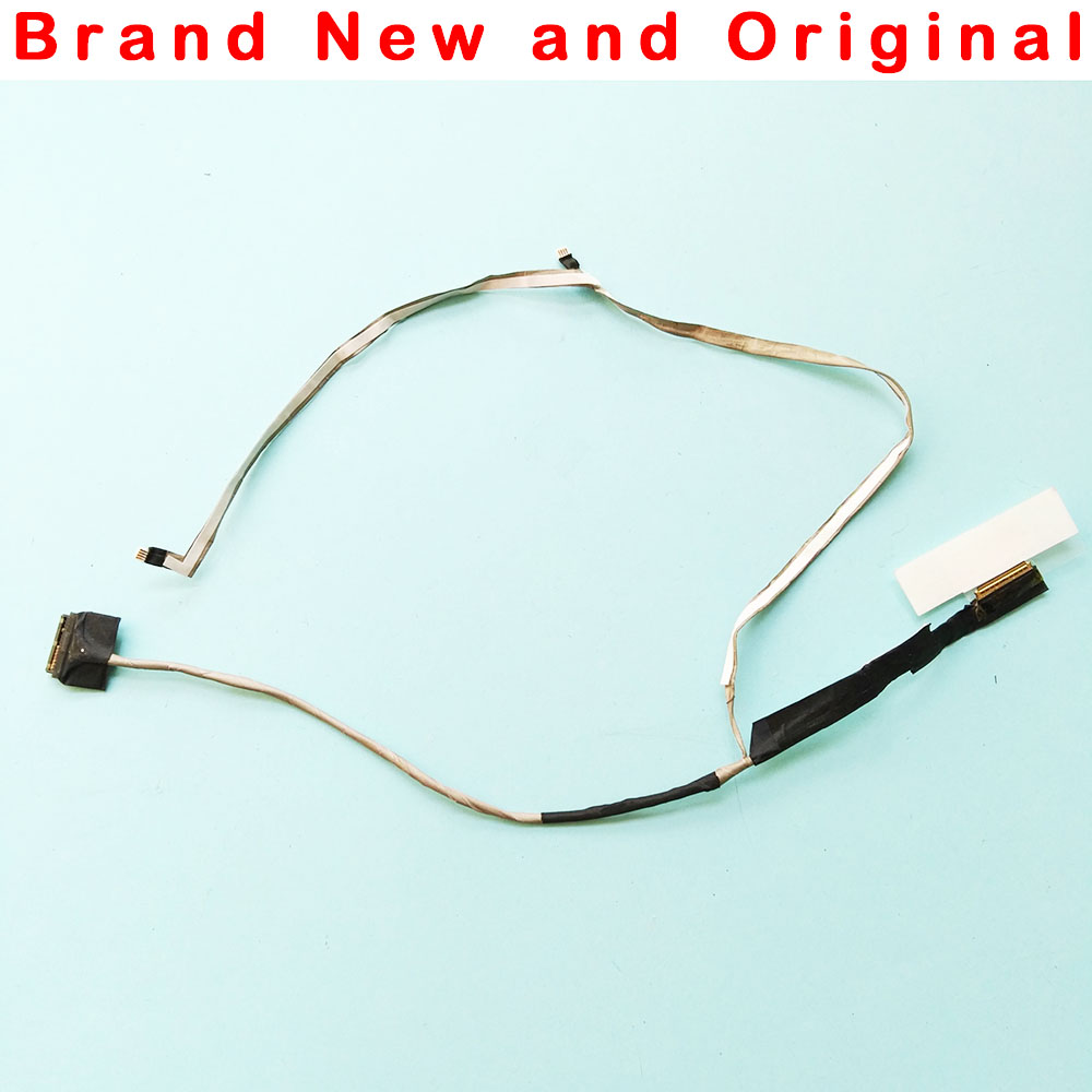 Computer Cables & Connectors Initiative New Orignal Lcd Screen Cable For Lenovo Xiaoxin V4000 Z51-70 Lcd Lvds Cable Aiwz 3d Edp Uma Cable Dc020025200 Street Price