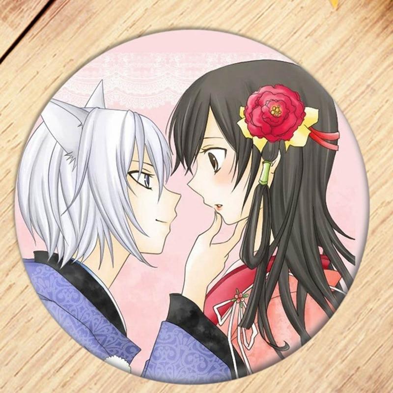1pcs Anime Kamisama Love Kiss Cosplay Badge Cartoon Tomoe Momozono Nanami Brooch Pins Collection Badges For Backpacks Decoration Buy At The Price Of 1 11 In Aliexpress Com Imall Com