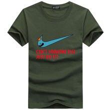 "Funny ""Mr. Meeseeks"" Printed T-shirt for Men  S-5XL"