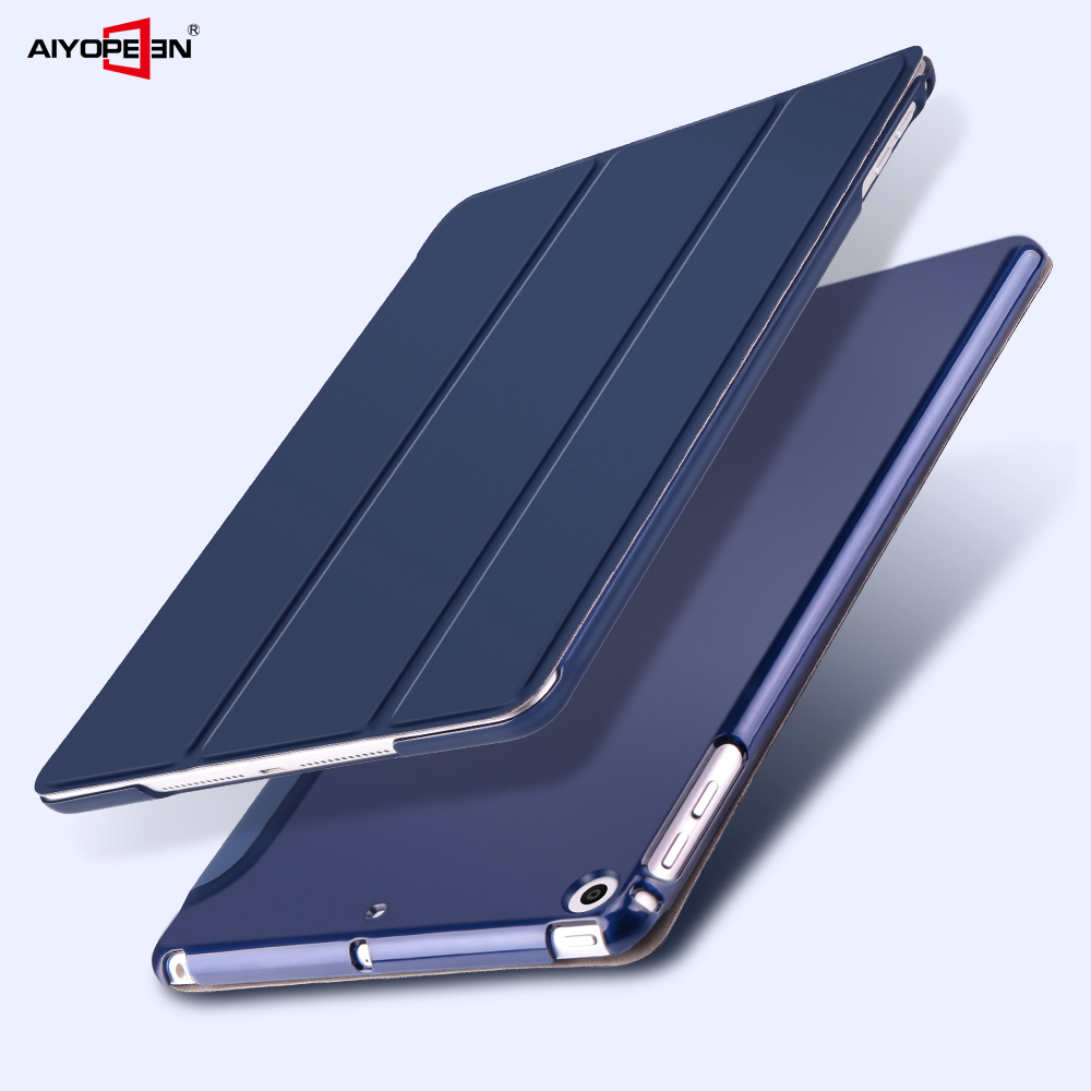 Case For iPad Air 1 Cover AIYOPEEN For iPad Air Case PU Leather Stand Holder For iPad smart Cover PC Back A1474 A1475 A1476