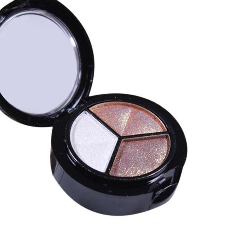 Beauty & Health Beauty Essentials Makeup Eye Shadow Smoky Cosmetic Professional Natural Shimmer Maquiagem Eyes Pressed Glitter New Arrival 3 Colors Beauty