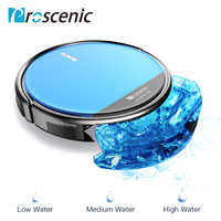 Proscenic 811GB Wifi Robot Vacuum Cleaner Floor Dust Auto Sweeping Cleaning Carpets Animal Hair Vacuum Cleaner Wiper Robot
