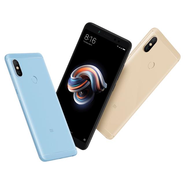 Global Version Xiaomi Redmi Note 5 4GB 64GB 5.99″ Full Screen Dual Camera Mobile Phone Note5 Snapdragon 636 Octa Core 4000mAh