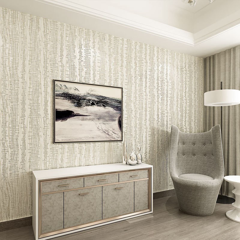 beibehang High - end fashion 3D  wallpaper warm bedroom living room background wall full of high - grade solid color wallpaper new fine fabric texture wall of setting of the bedroom a study wallpaper of europe type style yulan wallpaper fashion pavilion